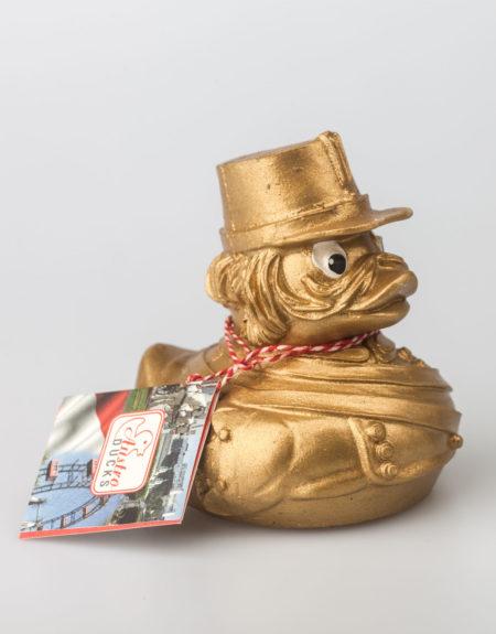 Kaiser-Franz-Joseph-Ente-Gold-1
