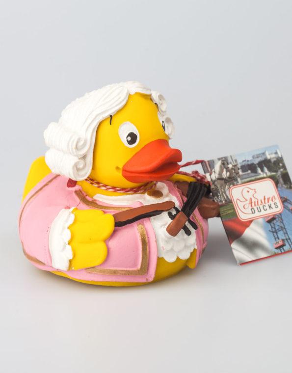 Mozart Ente rosa