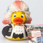 Amadeus Ente schwarz